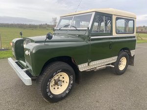 Picture of 1968 Land-Rover 88ins Series 2A dieseL SOLD