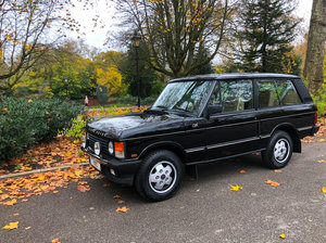 Picture of 1991 Range Rover CSK For Sale