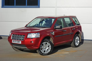 Picture of 2009 Land Rover Freelander 2.2d HSE Auto, 09/59, 38,000 Miles SOLD