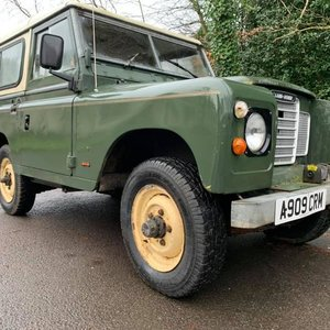 Picture of 1983 Land Rover Series 3