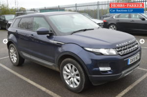 Picture of 2015 Land Rover Range Rover Evoque Pure T SD4 73,801 Miles For Sale