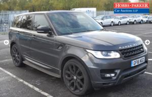 Land Rover Range Rover Sport HSE Dynam