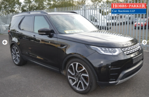 Land Rover Discovery Luxury HSE TD6