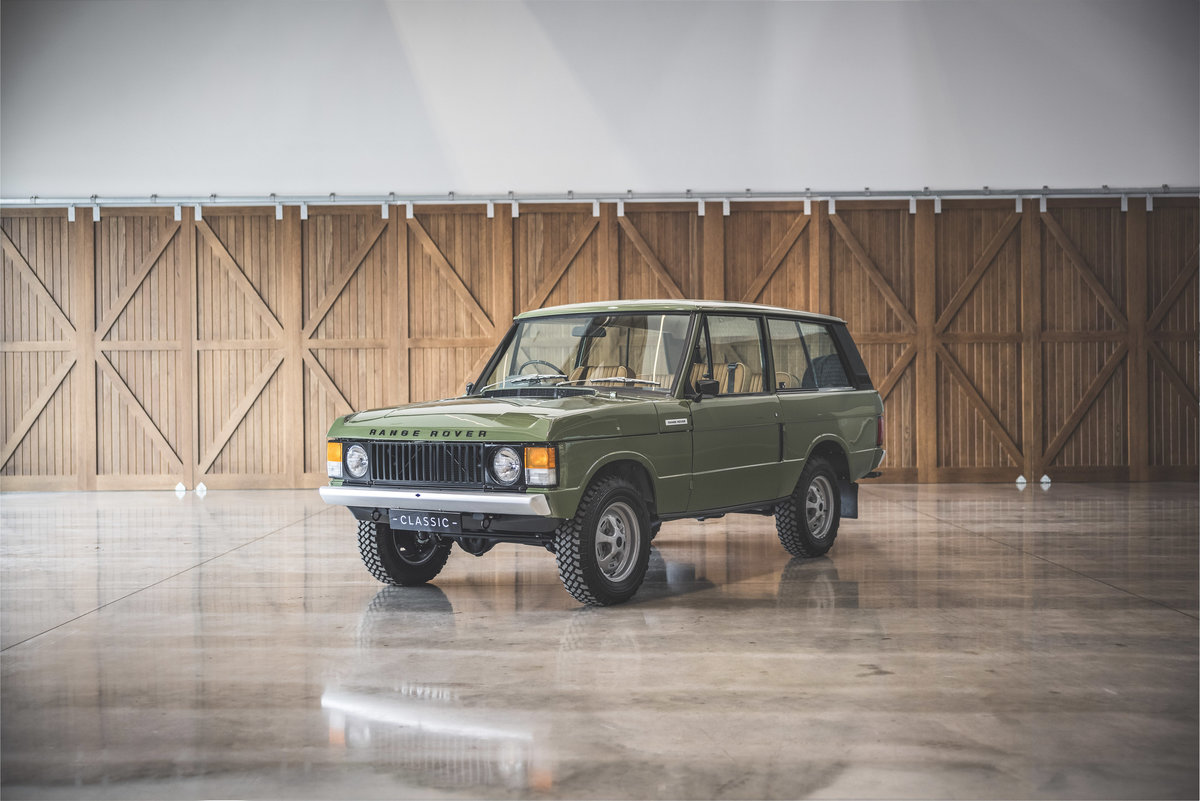 1979 Range Rover 2dr Classic For Sale (picture 1 of 6)