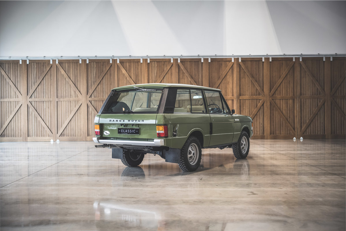 1979 Range Rover 2dr Classic For Sale (picture 2 of 6)