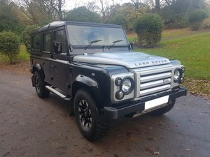 Picture of 2014 LAND ROVER DEFENDER 110 XS TDCI COUNTY STATION WAGON For Sale
