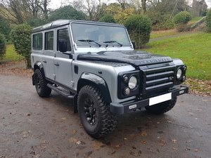 Picture of 2010 LAND ROVER DEFENDER LHD 110 TDCI COUNTY STATION WAGON For Sale