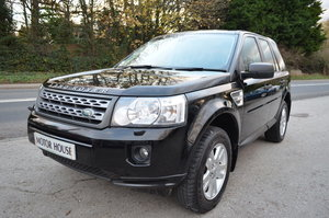 LANDROVER FREELANDER 2 GS SD4 AUTOMATIC