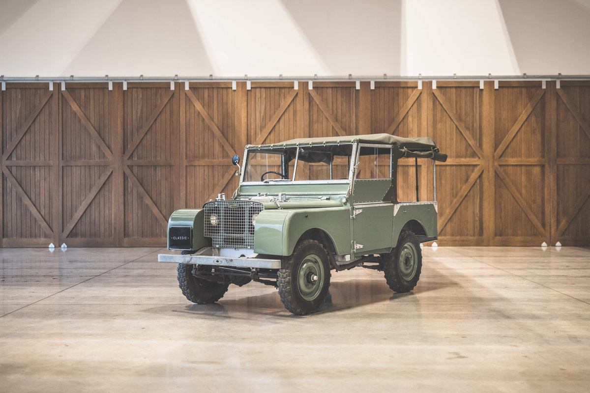 1948 Land Rover Series One 80 For Sale (picture 1 of 6)