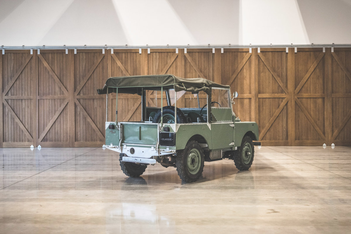 1948 Land Rover Series One 80 For Sale (picture 2 of 6)