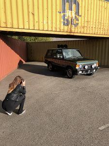 Range Rover Classic Vogue SE MANUAL