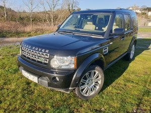 Land Rover Discovery 4 HSE 3.0TDV6