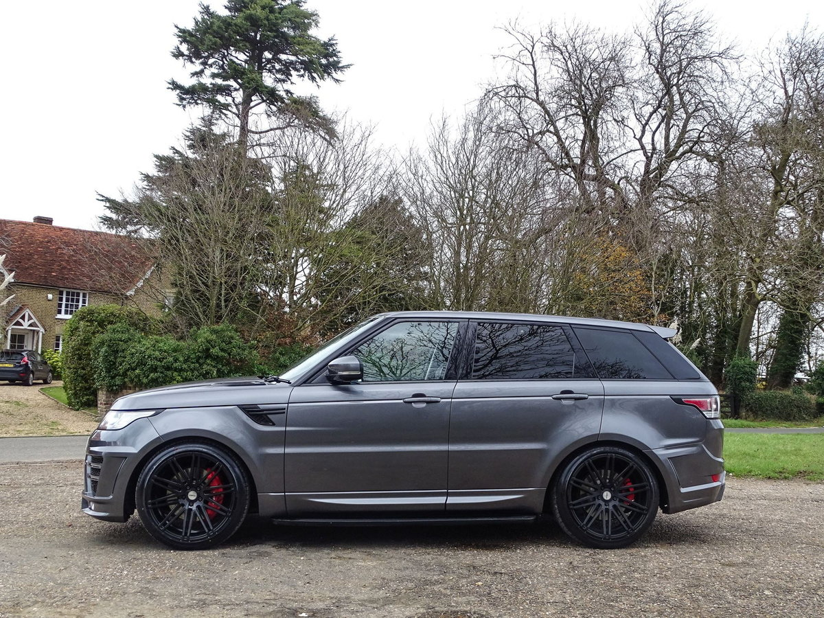 2013 Land Rover RANGE ROVER SPORT For Sale (picture 2 of 20)