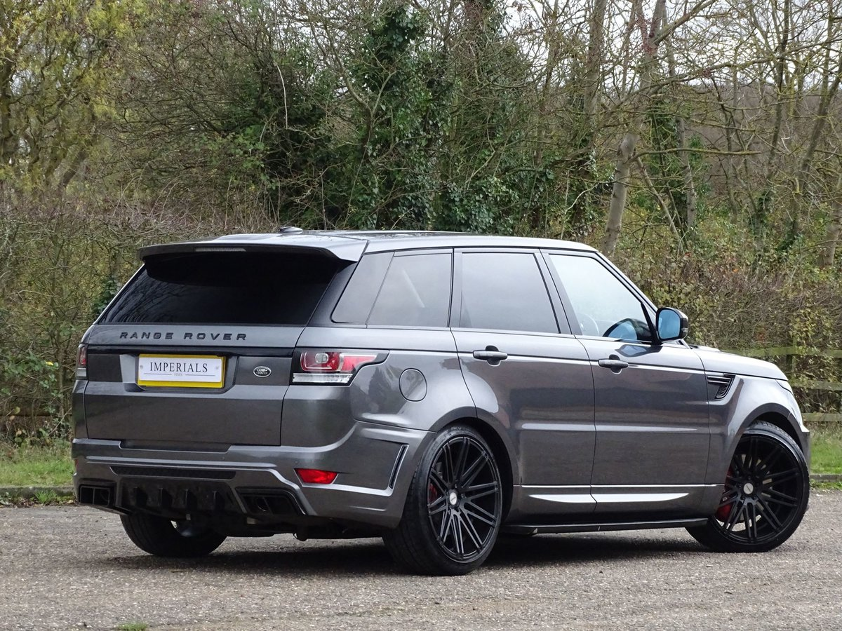 2013 Land Rover RANGE ROVER SPORT For Sale (picture 5 of 20)