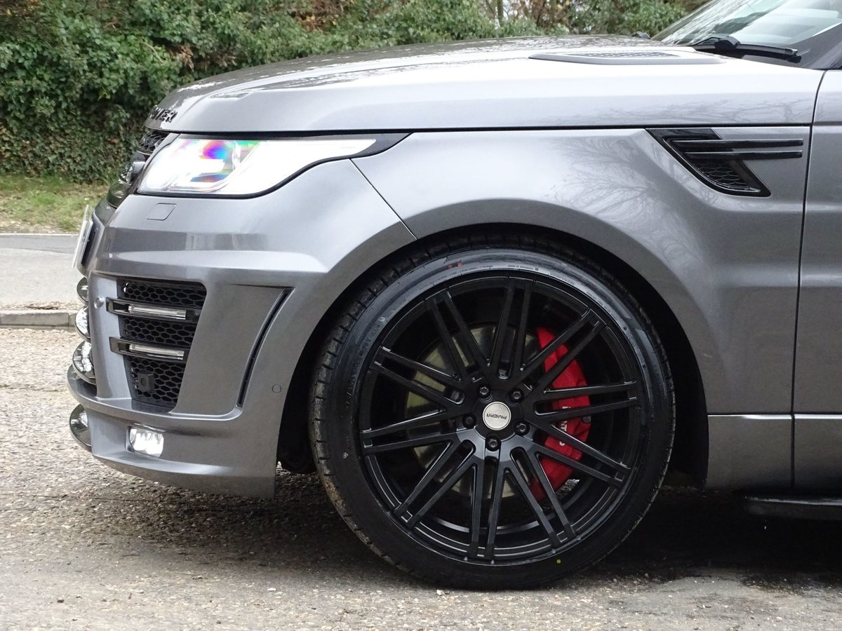 2013 Land Rover RANGE ROVER SPORT For Sale (picture 6 of 20)