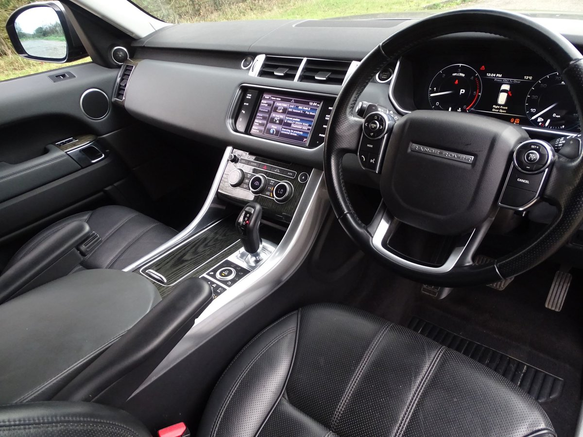 2013 Land Rover RANGE ROVER SPORT For Sale (picture 7 of 20)