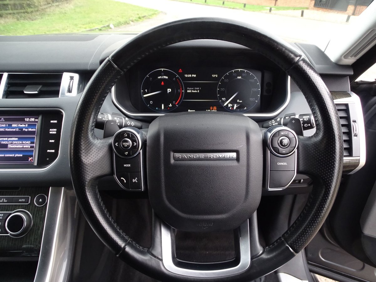 2013 Land Rover RANGE ROVER SPORT For Sale (picture 8 of 20)