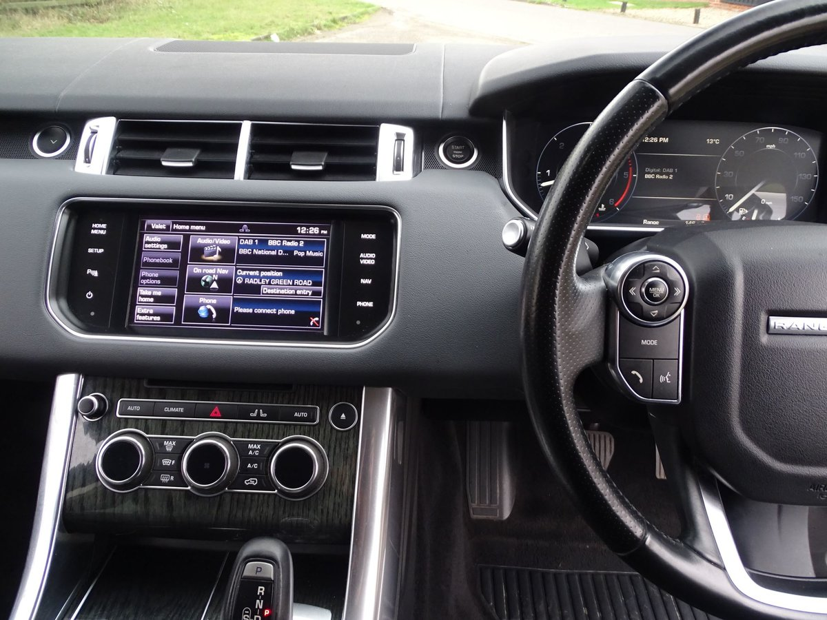 2013 Land Rover RANGE ROVER SPORT For Sale (picture 9 of 20)