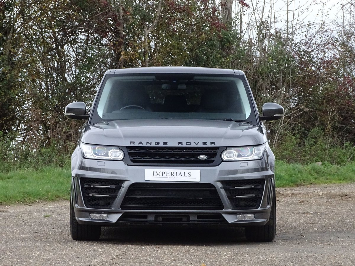 2013 Land Rover RANGE ROVER SPORT For Sale (picture 10 of 20)