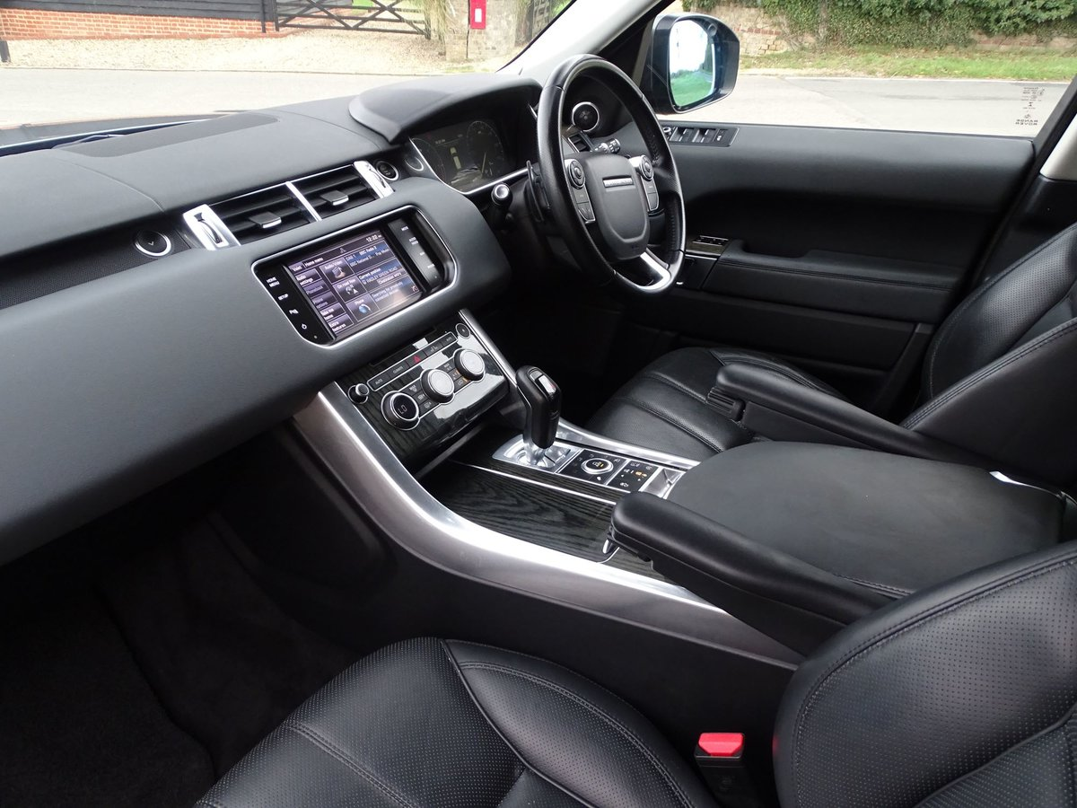 2013 Land Rover RANGE ROVER SPORT For Sale (picture 12 of 20)