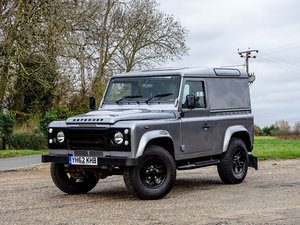 Picture of 2012 Land Rover DEFENDER 90