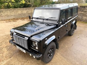Picture of 2010/60 Defender 110 TDCi XS Station Wagon 7 seater+12M MOT SOLD