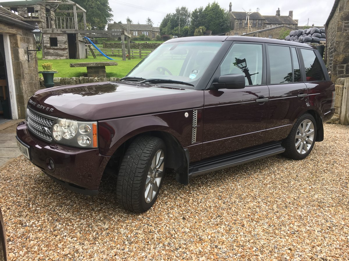 2006 Range Rover 35th Anniversary For Sale (picture 1 of 6)