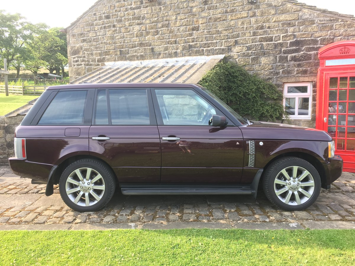 2006 Range Rover 35th Anniversary For Sale (picture 2 of 6)