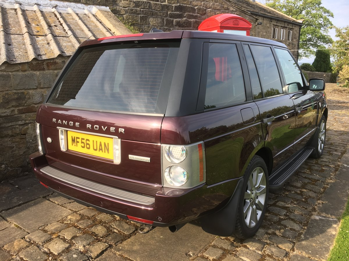 2006 Range Rover 35th Anniversary For Sale (picture 3 of 6)