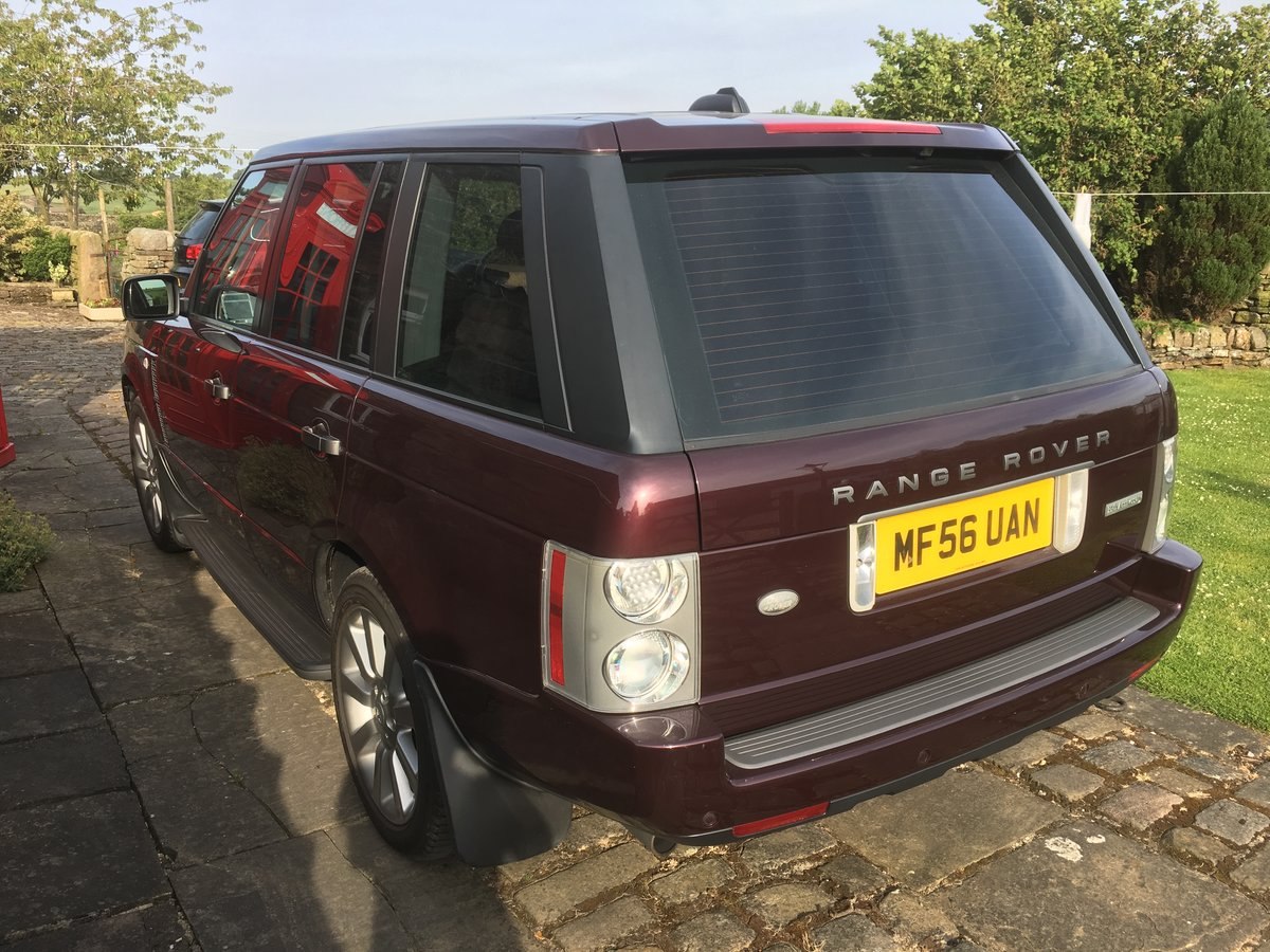 2006 Range Rover 35th Anniversary For Sale (picture 4 of 6)