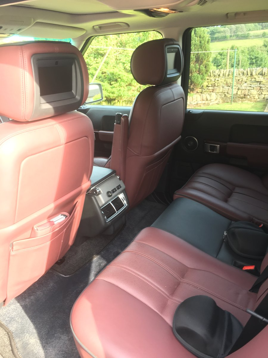 2006 Range Rover 35th Anniversary For Sale (picture 6 of 6)