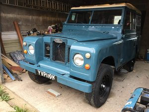 Picture of 1971 Landrover series 11A