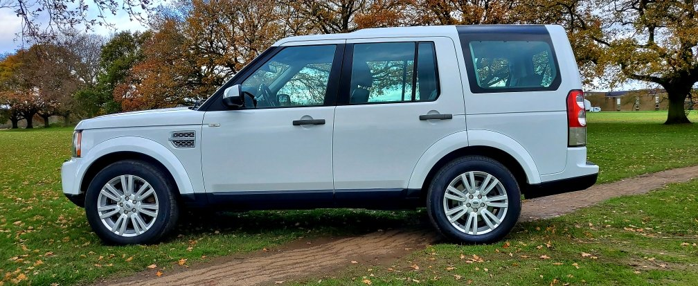 2012 LHD LAND ROVER DISCOVERY 4, 3.0 SDV6 SE,LEFT HAND DRIVE For Sale (picture 3 of 6)