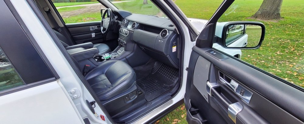 2012 LHD LAND ROVER DISCOVERY 4, 3.0 SDV6 SE,LEFT HAND DRIVE For Sale (picture 5 of 6)
