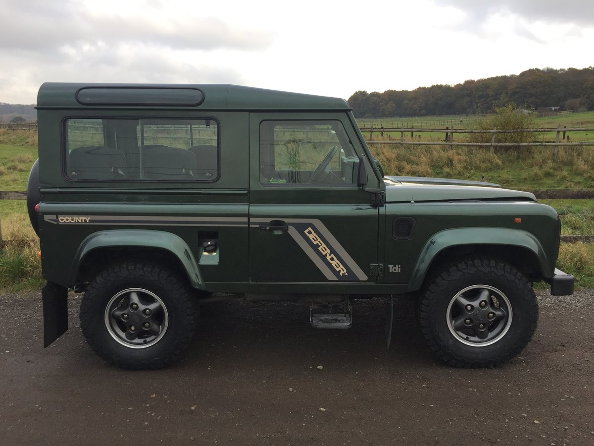 1994 Most desirable defender 90 300 tdi sw Currently under offer For Sale (picture 1 of 6)