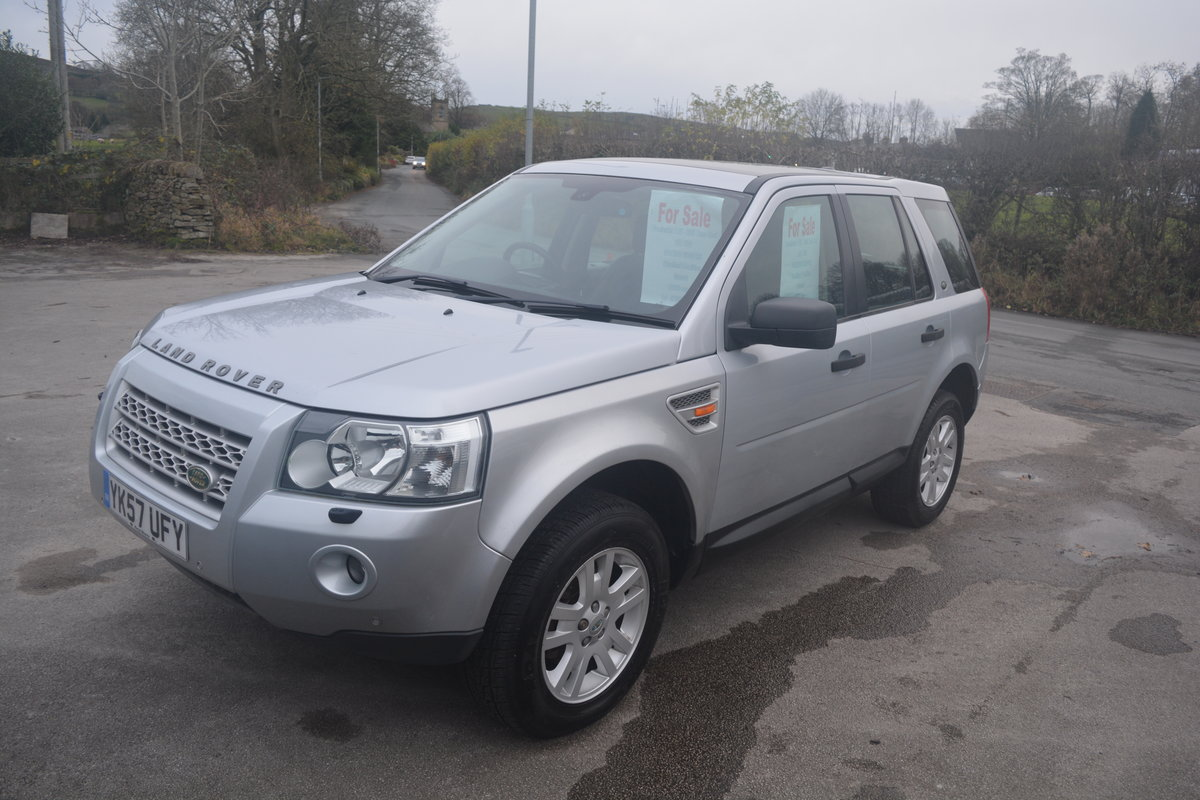 2007 Freelander 2 td4 SE 12 months MOT For Sale (picture 1 of 4)