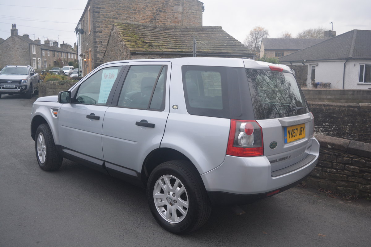 2007 Freelander 2 td4 SE 12 months MOT For Sale (picture 2 of 4)