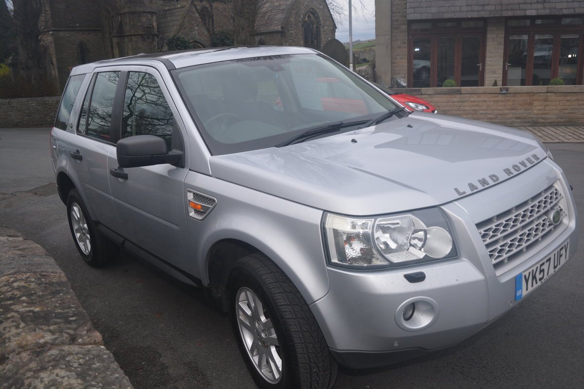 2007 Freelander 2 td4 SE 12 months MOT For Sale (picture 3 of 4)