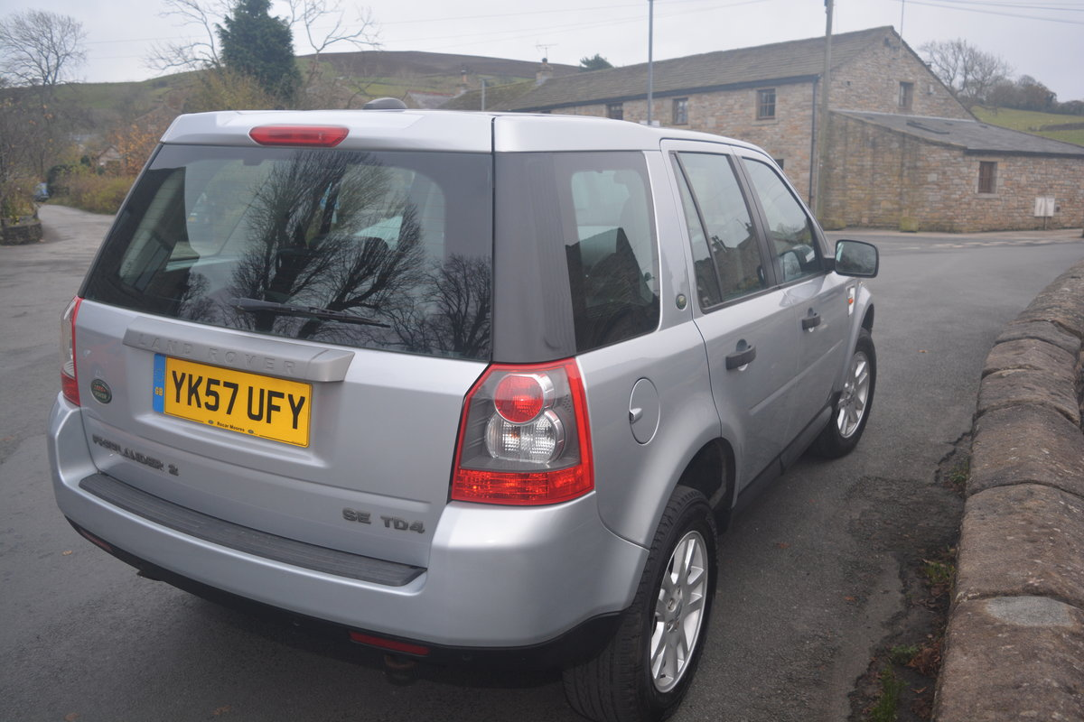 2007 Freelander 2 td4 SE 12 months MOT For Sale (picture 4 of 4)