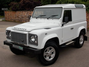 Land rover defender 90 xs 2.2 hard top 72k miles