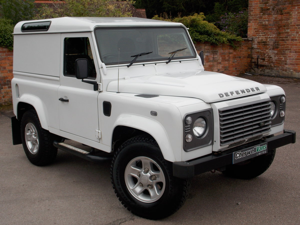 2015 Land rover defender 90 xs 2.2 hard top 72k miles For Sale (picture 2 of 6)