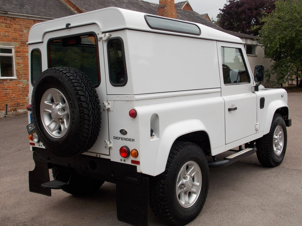 2015 Land rover defender 90 xs 2.2 hard top 72k miles For Sale (picture 3 of 6)