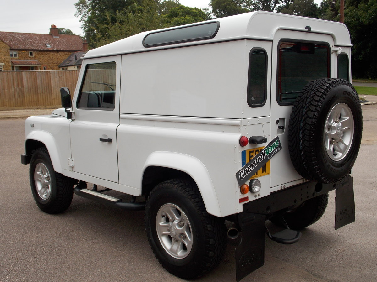 2015 Land rover defender 90 xs 2.2 hard top 72k miles For Sale (picture 4 of 6)