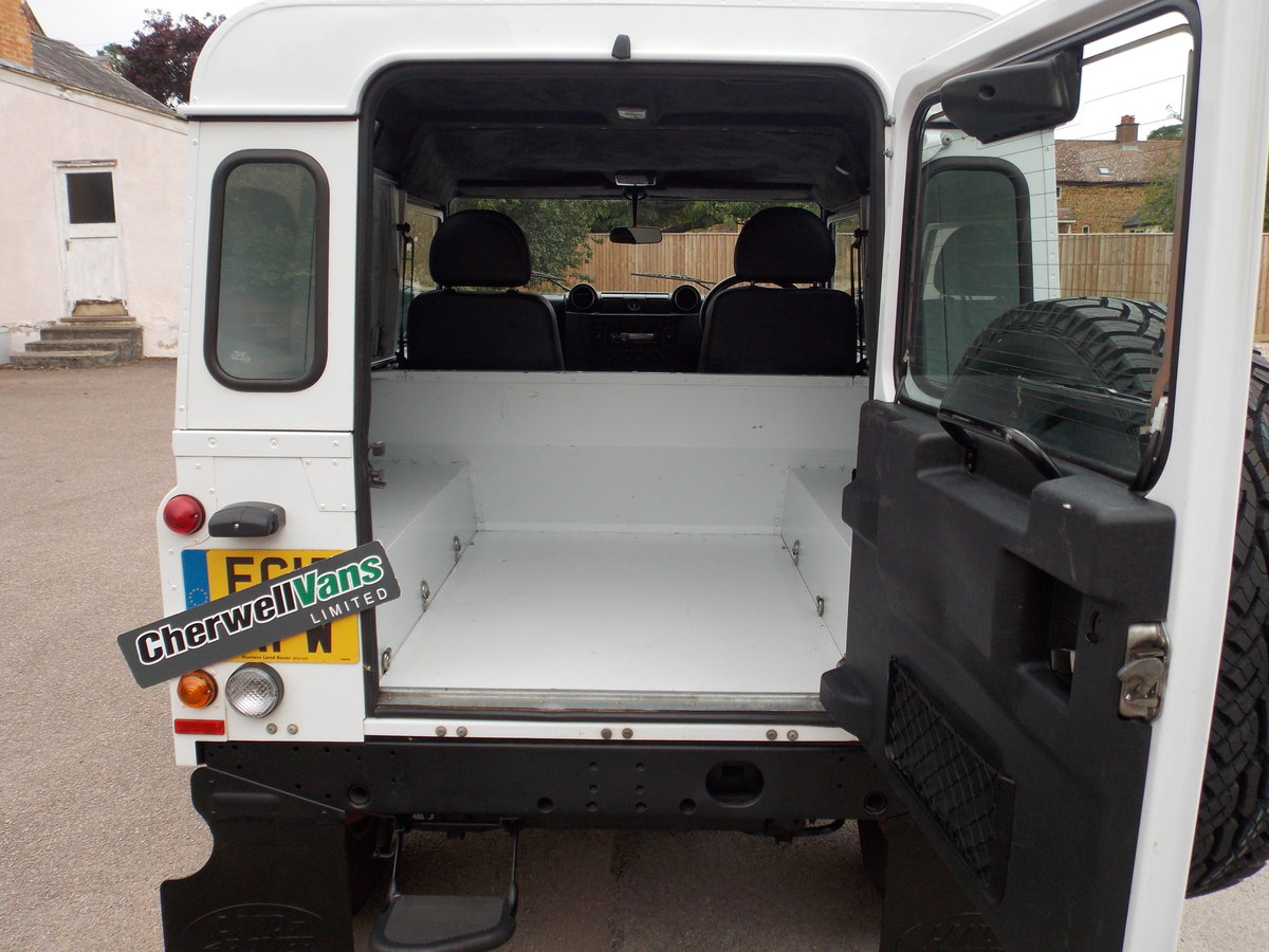 2015 Land rover defender 90 xs 2.2 hard top 72k miles For Sale (picture 5 of 6)
