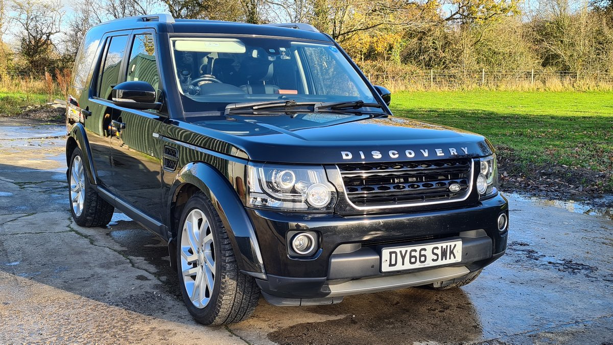 2016 (66) Land Rover Discovery 3.0 SDV6 LANDMARK 32K miles! For Sale (picture 1 of 11)