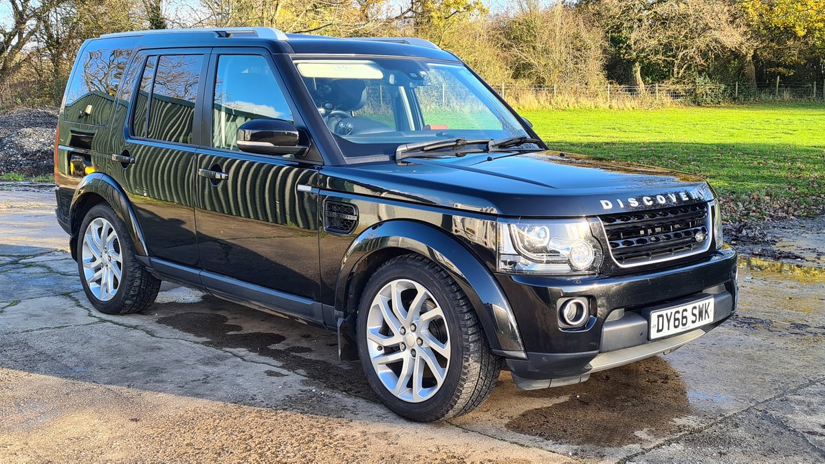 2016 (66) Land Rover Discovery 3.0 SDV6 LANDMARK 32K miles! For Sale (picture 2 of 11)