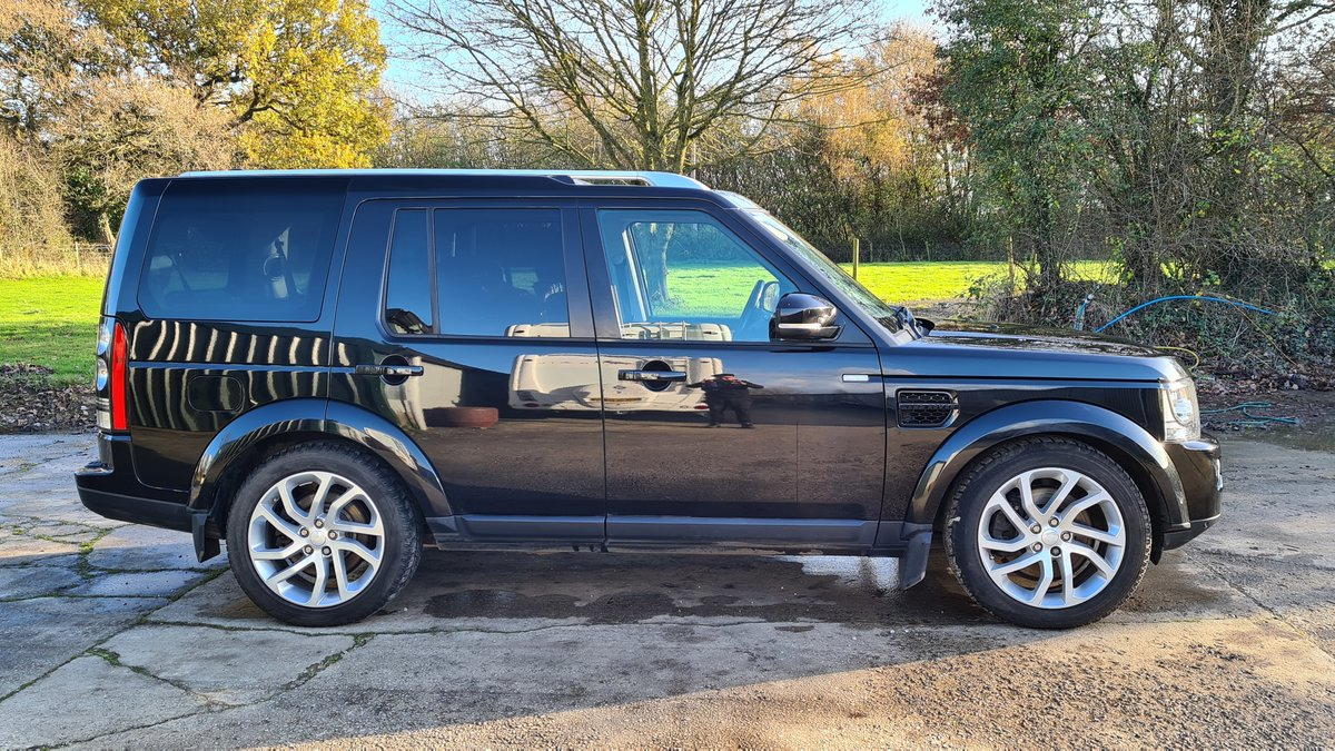 2016 (66) Land Rover Discovery 3.0 SDV6 LANDMARK 32K miles! For Sale (picture 3 of 11)