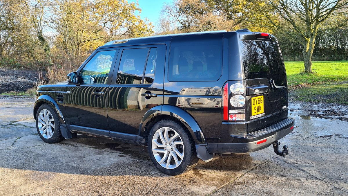 2016 (66) Land Rover Discovery 3.0 SDV6 LANDMARK 32K miles! For Sale (picture 4 of 11)