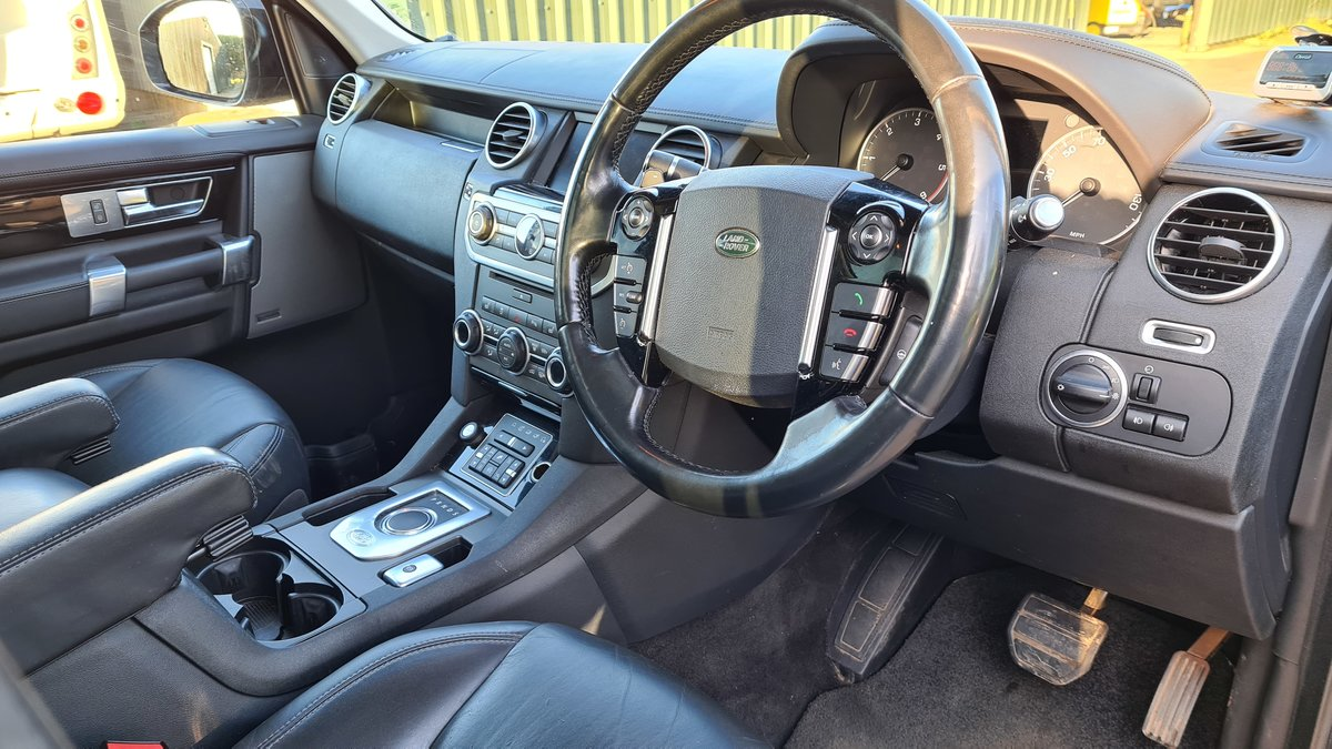 2016 (66) Land Rover Discovery 3.0 SDV6 LANDMARK 32K miles! For Sale (picture 8 of 11)