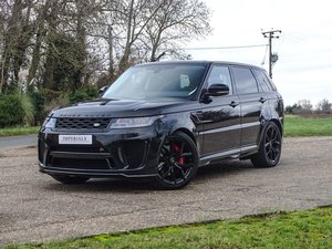 Picture of 2018 Land Rover RANGE ROVER SPORT